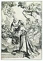 SIMONE CANTARINI St. Anthony of Padua Adoring the Christ Child.