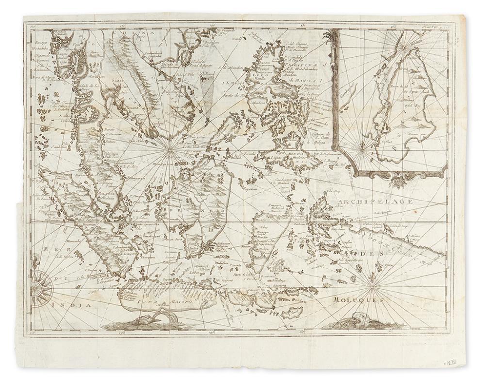 DE RENNEVILLE, RENE AUGUSTIN CONSTANTIN. [Southeast Asia.]