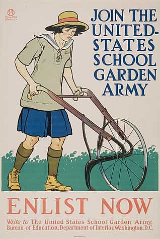 POSTER: EDWARD PENFIELD (1866-1925). JOIN THE