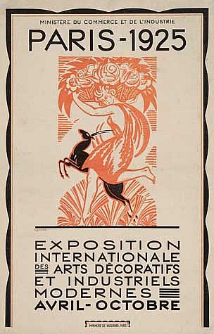 POSTER: ROBERT BONFILS (1886-1972). PARIS. 19