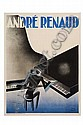 POSTER: PAUL COLIN (1895-1986). ANDRÉ RENAUD., Paul (1892) Colin, Click for value