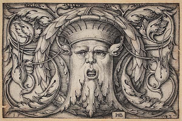 HANS SEBALD BEHAM Three engravings.