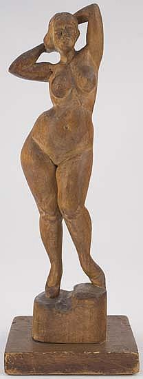 LESLIE GARLAND BOLLING (1898-1955) Beautiful Womanhood.