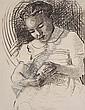 JAMES AMOS PORTER (1905 - 1970) The Piggy Bank., James Amos Porter, Click for value