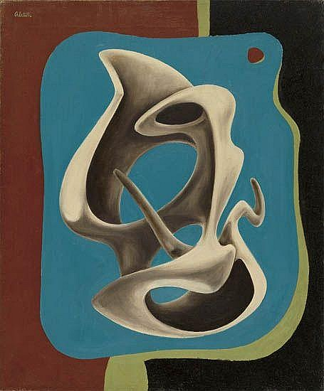CHARLES ALSTON (1907 - 1977) Untitled.