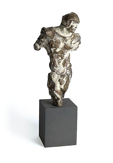 ARTIS LANE (1927 -   ) Warrior Emerging.