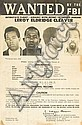 (BLACK PANTHERS.) Wanted by the FBI . . . Leroy Eldridge Cleaver., Antonio Edo Mosquera, Click for value