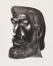 CHARLES WHITE (1918 - 1979) John Brown.