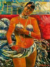 LOUIS DELSARTE (1944 - 2020) Josephine Baker.