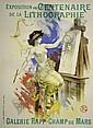 Poster: PAL (JEAN DE PALEOLOGUE 1860-1942) EXPOSITION DU CENT, Jean Paleologue, Click for value