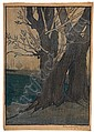 ELIZABETH COLWELL Landscape with Elms., Elizabeth Colwell, Click for value