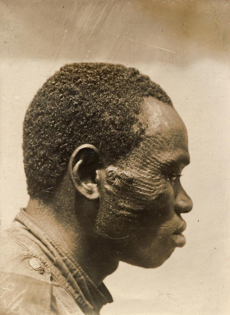 ETHNOGRAPHY--NIGERIAN TRIBES) A large and in-depth album co