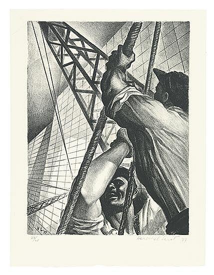 HERSCHEL LEVIT Crane.