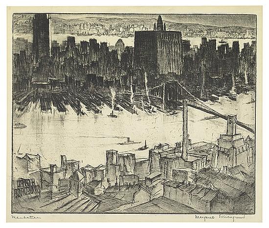 MARGARET LOWENGRUND Manhattan.