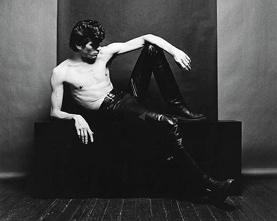 LEATHERDALE, MARCUS (1952- ) Robert Mapplethorpe.