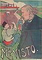 HENRI GABRIEL IBELS (1867-1936) MEVISTO. 1892., Henri Gabriel Ibels, Click for value