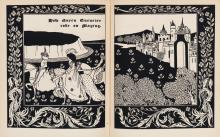 (BEARDSLEY, AUBREY.) Malory, Thomas, Sir. Le Morte d''Arthur. The Birth, Life, and Acts of King Arthur of His Noble Knights of the Roun
