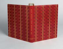 (BOOK ARTS / FINE BINDINGS.) Hassal, W. O. The Holkham Bible Picture Book.