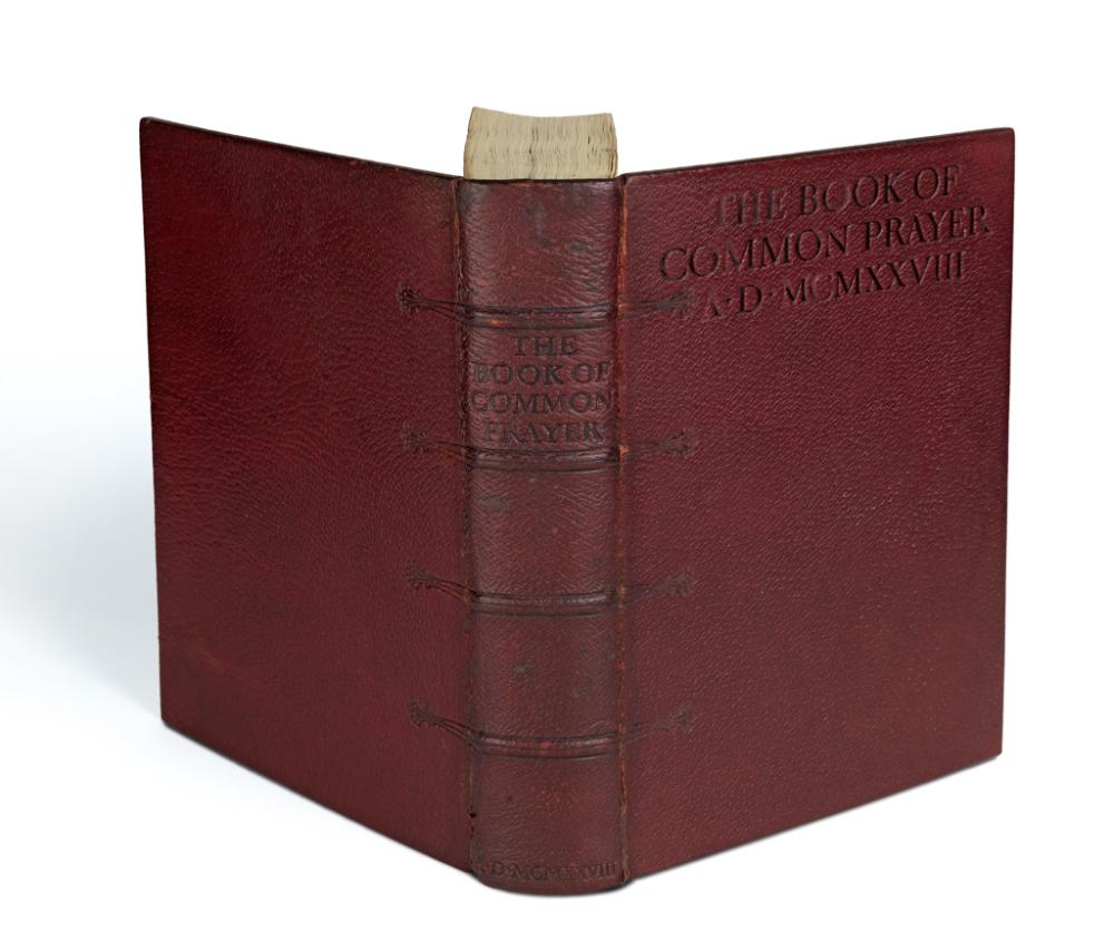 (MERRYMOUNT PRESS.) The Book of Common Prayer. 1928[-30]