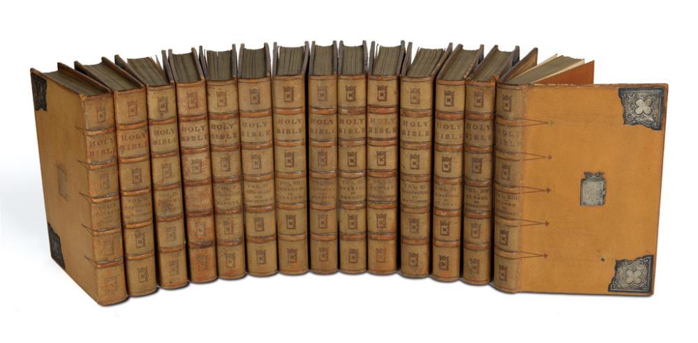 (MERRYMOUNT PRESS.) The Holy Bible.