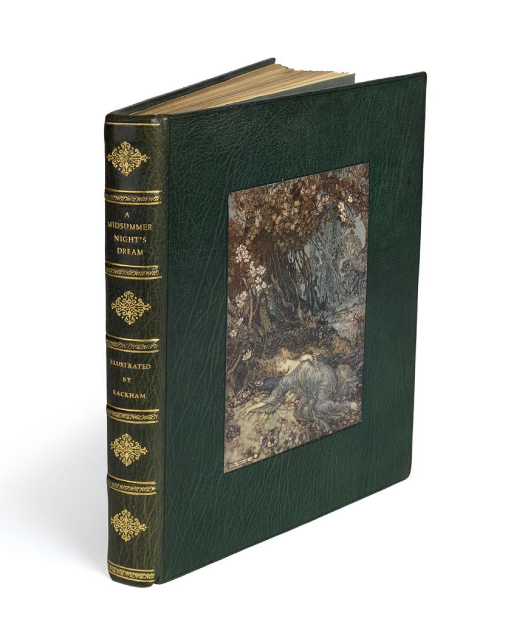 (RACKHAM, ARTHUR.) Shakespeare, William. A Midsummer Night''s Dream.