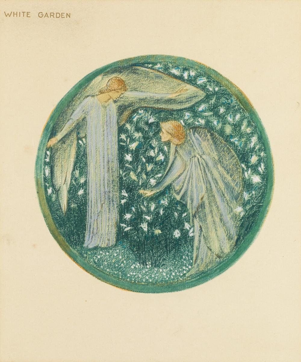BURNE-JONES, EDWARD COLLEY (after.) The Flower Book.