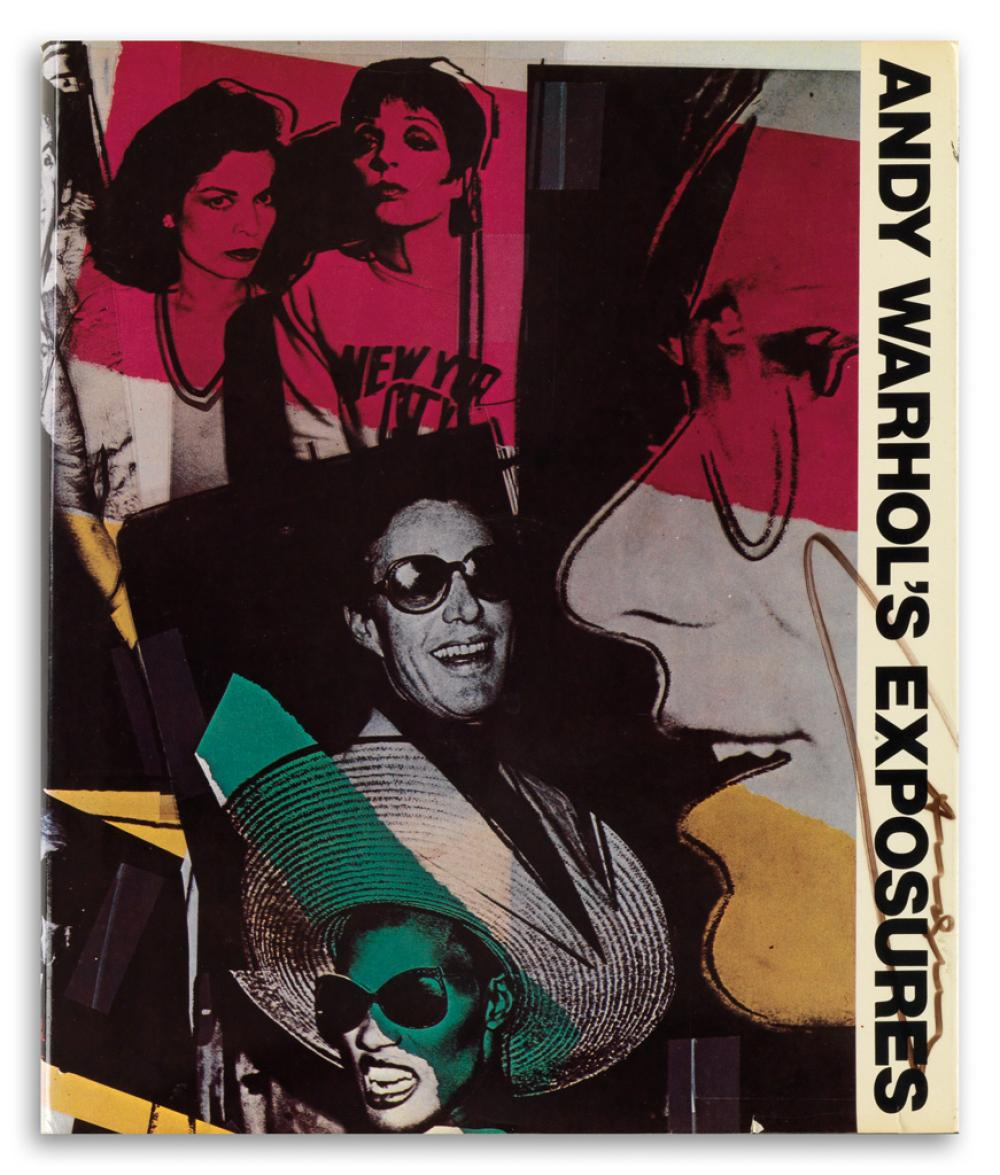 WARHOL, ANDY. Andy Warhol''s Exposures.