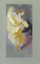 (CHÉRET, JULES.) Mauclair, Camille. Jules Chéret.