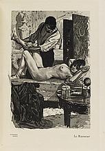 (CURIOSA.) Coquiot, Gustave. Poupées de Paris. Bibelots de Luxe.