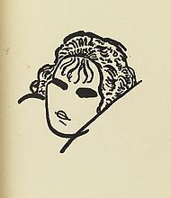 APOLLINAIRE, GUILLAUME; and ROUVEYRE, ANDRÉ. Vitam Impendere Amori: Poèmes et Dessins.