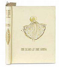 (CLARKE, HARRY.) Walters, L.d' O.; compiler. The Year's at the Spring: An Anthology of Recent Poetry.