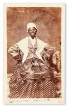 "(SLAVERY AND ABOLITION.) BAUMFRE, ISABELLA ""SOJOURNER TRUTH."