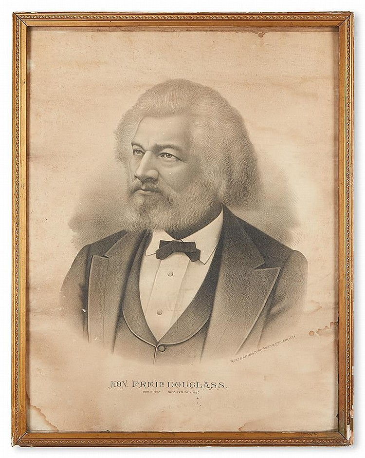 slavery and frederick douglass Frederick douglass was born into slavery in maryland in 1818 and would never know his exact birth date he was separated from his mother at an early age and had little knowledge of his father.