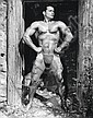 BRUCE OF LOS ANGELES (active 1950s-1960s) Group of 30 photographs of male body builders, Bruce Bellas, Click for value