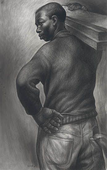 CHARLES WHITE (1918 -1979) Work.