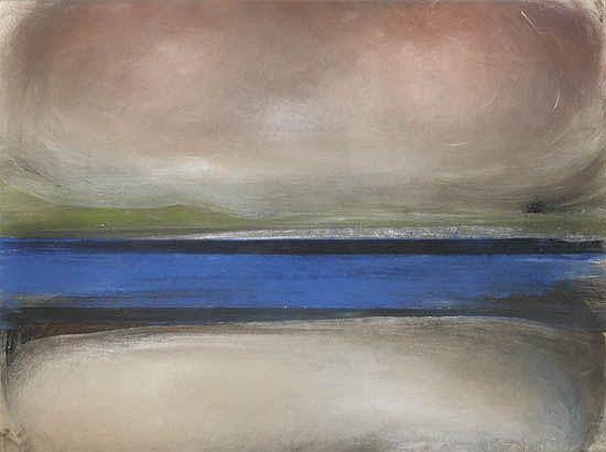 EDWARD CLARK (1926 -   ) Untitled.