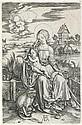ALBRECHT DÜRER Virgin and Child with the Monkey.