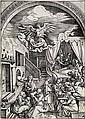 ALBRECHT DÜRER The Birth of the Virgin.
