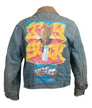 DR. REVOLT Graffiti Jacket.