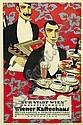 MAX SCHWARZER WIENER KAFFEEHAUS. 1915., MAX SCHWARZER, Click for value