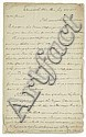 GREENE, NATHANAEL. Autograph Letter Signed,