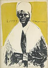 CALVIN BURNETT (1921 - 2007) Sojourner Truth (I'll Keep You Scratchin').
