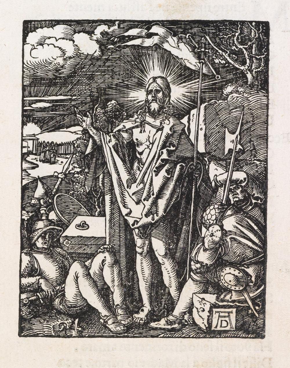 ALBRECHT DÜRER The Small Passion.