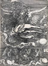 ALBERCHT DÜRER The Sudarium by One Angel.