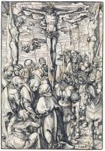 LUCAS CRANACH The Crucifixion.