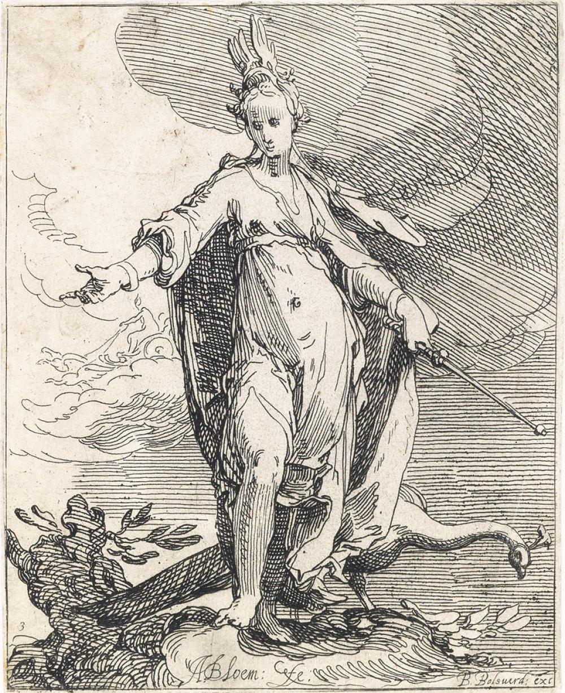 ABRAHAM BLOEMAERT Juno.