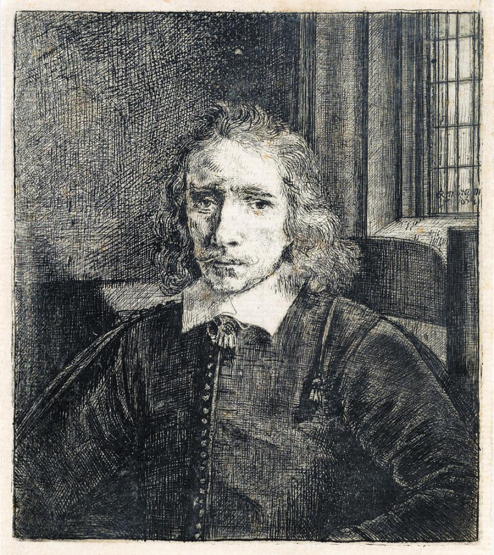 REMBRANDT VAN RIJN Jacob Haaringh.