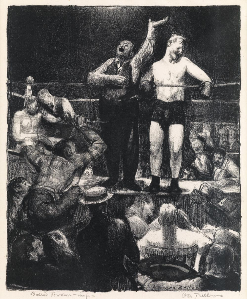 GEORGE BELLOWS Introductions.