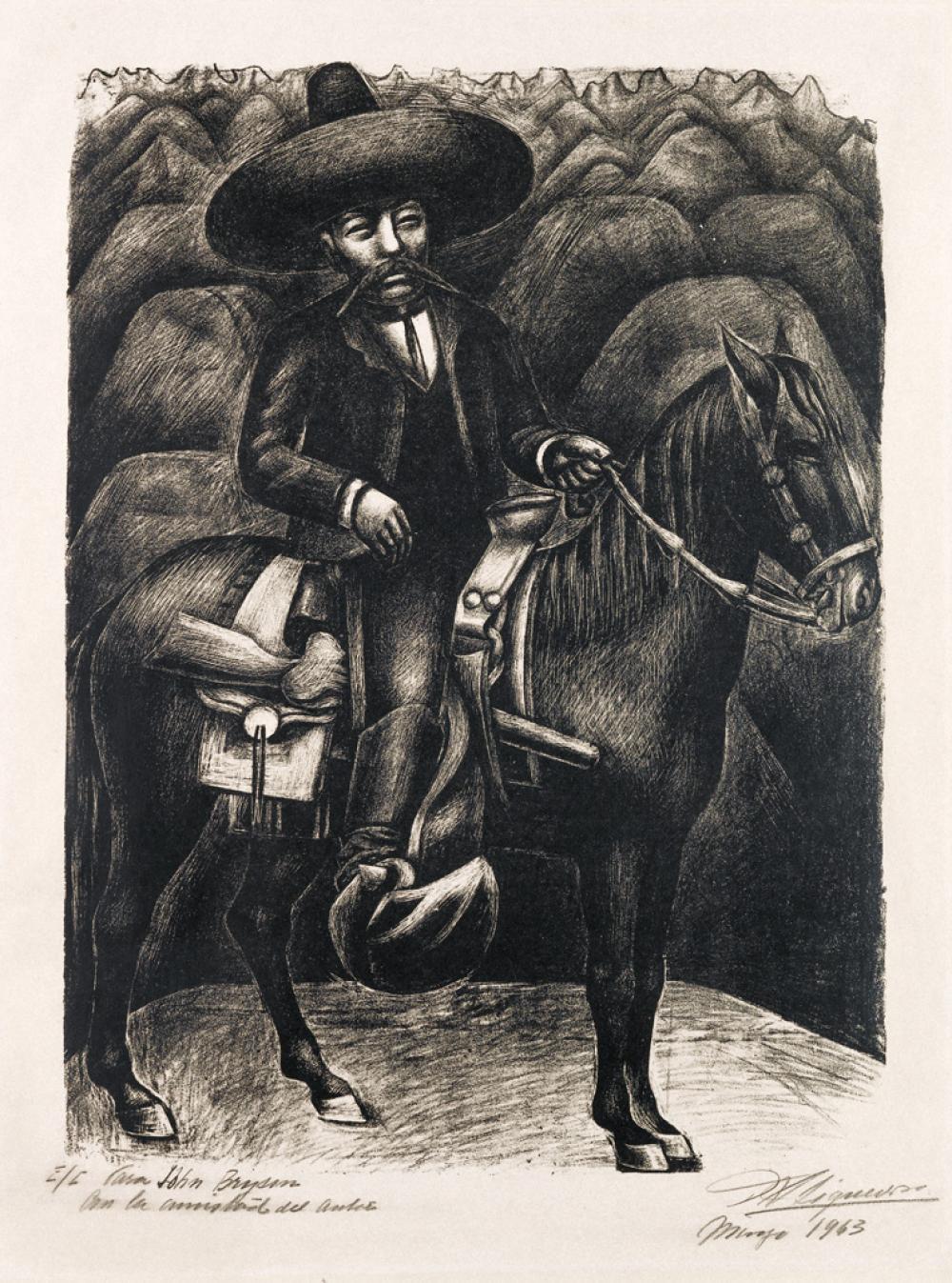 DAVID A. SIQUEIROS Zapata.
