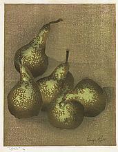 LUIGI RIST Pears.